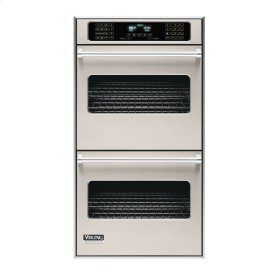 """Oyster Gray 27"""" Double Electric Touch Control Premiere Oven - VEDO (27"""" Wide Double Electric Touch Control Premiere Oven)"""