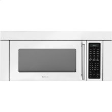 """36"""" Over-the-Range Microwave Oven, Floating Glass White"""