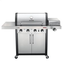 "Commercial "" Series 4 Burner Gas Grill"