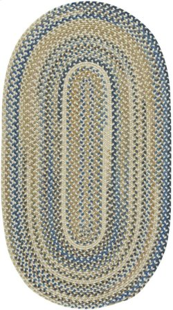 Bonneville Sandy Beach Braided Rugs