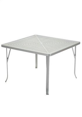 "Boulevard 42"" Square Dining Umbrella Table (ADA Compliant)"