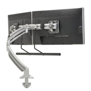 Chief ManufacturingKontour K1D Dynamic Desk Clamp Mount, Dual Monitor Array