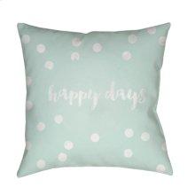 "Happy Days QTE-038 18"" x 18"""