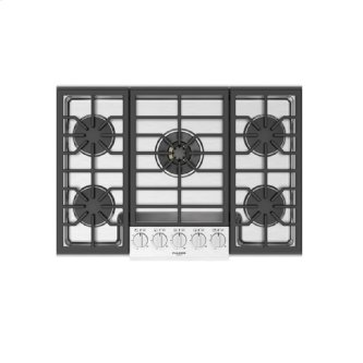 """30"""" Pro Gas Cooktop - stainless Steel"""