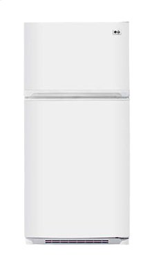 """Top Freezer Refrigerator with Ice Maker (Fits a 33"""" Opening)"""