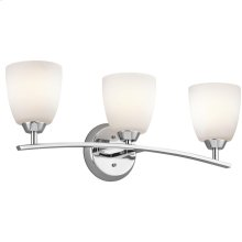 Granby Collection Granby 3 Light Bath Light CH