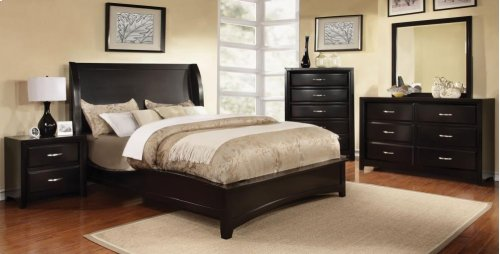 King-Size Delphie Bed