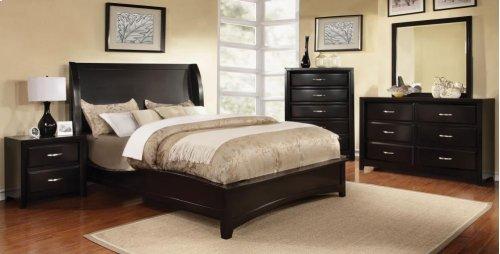 Queen-Size Delphie Bed