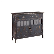 2-door, 2-drawer Cabinet