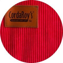 Full Cover - Corduroy - Red