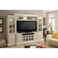 Charlotte 4 piece 72 in. Entertainment Wall Product Image