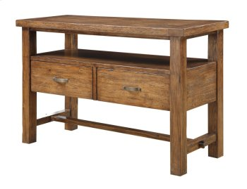Emerald Home Chambers Creek Server Brown D412-50 Product Image
