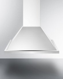 "24"" European 500 Cfm Range Hood In Stainless Steel"
