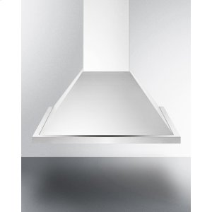 "Summit24"" European 500 Cfm Range Hood In Stainless Steel"