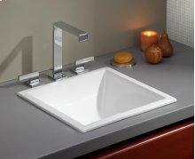 SQUARE Drop-in/Undermount Sink