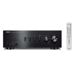 A-S501 Black Integrated Amplifier