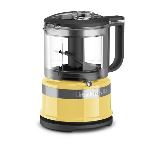 3.5 Cup Food Chopper - Majestic Yellow