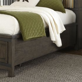 Storage Bed Rails