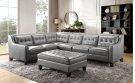 6640 Malibu Laf Sofa 177027 Grey Product Image