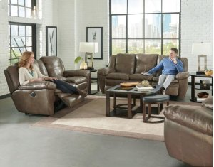 4191 In By Catnapper In Maine Me Lay Flat Reclining Sofa