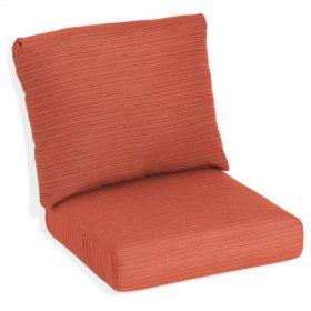 Siena Deep Seating Cushion Set - Dupione Papaya