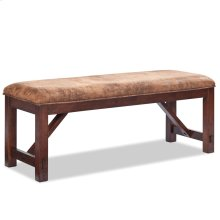 Bench Creek Backless Bench