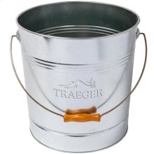 Pellet Storage - Metal Bucket