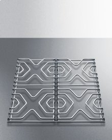 Continuous Stainless Steel Grates To Fit Summit Gas Ranges