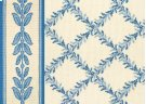 Wexford - Dresden Blue on White 0431/0003 Product Image