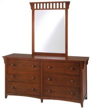 Canyon Lake Dresser & Mirror Product Image