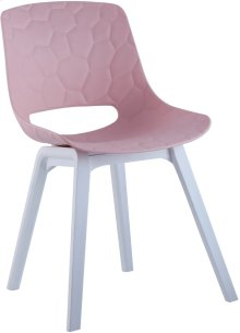 Jayden Pink Chair (Set of 2)