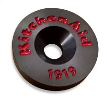 Handle Medallions - Black