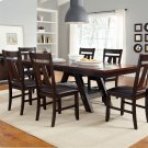 7 Piece Rectangular Table Set Product Image