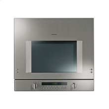 "Wall-mounted oven 200 series BL 253 610 Stainless steel-coloured glass front Width 24"" (60 cm)"