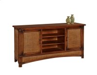 Pacifica Media Cabinet Product Image