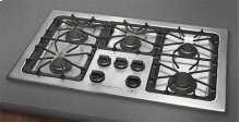 """CLOSEOUT ITEM : $399 : 36"""" Sealed Gas Cooktop"""