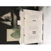 "Decker 32"" Console-antique White"