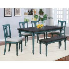 Willow 6 Piece Dining Set