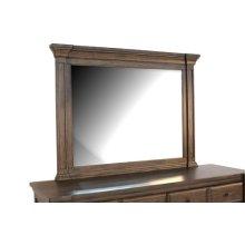 Gallatin Landscape Mirror