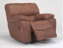 Grandview Fabric Gliding Recliner