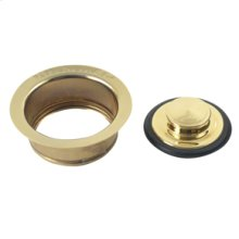 Brass Flange and Stopper Kit