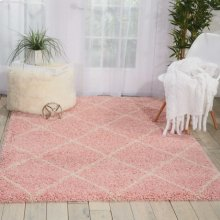 Brisbane Bri03 Blush Rectangle Rug 8'2'' X 10'