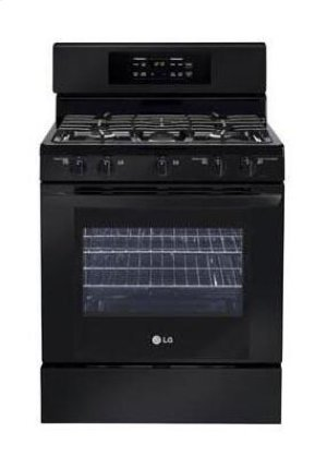 5.4 cu. ft. Capacity Gas Single Oven Range Product Image