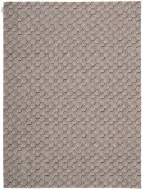 LOOM SELECT NEUTRALS LS16 SMOKE RECTANGLE RUG 2' x 2'9''