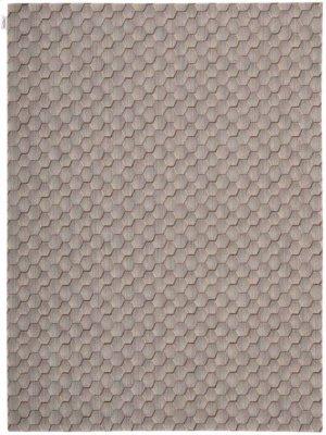 Loom Select Neutrals Ls16 Smoke Rectangle Rug 3'6'' X 5'6''