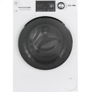 "GE® 24"" 2.4 Cu. Ft. Front Load Washer with Steam Product Image"