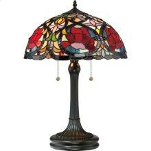 Larissa Table Lamp in Vintage Bronze