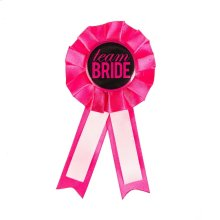 """Team Bride"" Badge"