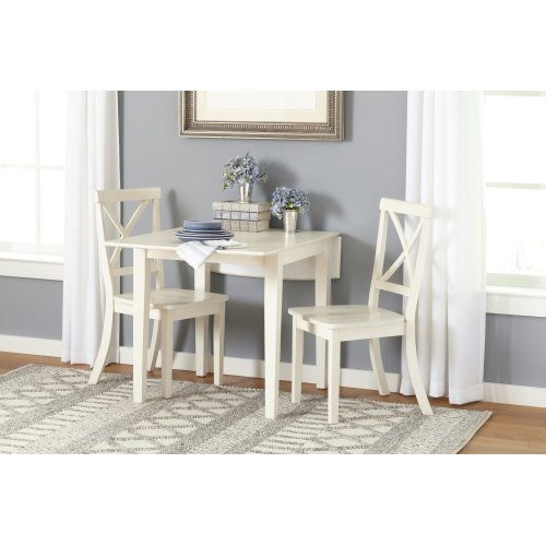 Everyday Classics Ladder Back Dining Chair Linen