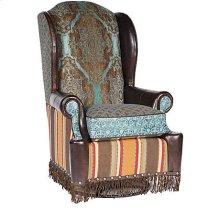 Sunset Swivel Glide Chair